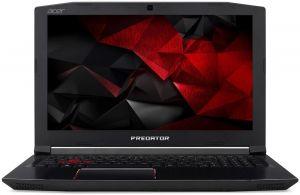 """Acer PREDATOR Helios 300 - 15,6""""/i7-8750H/2*8G/256SSD+1TB/GTX1060/W10 černý"""