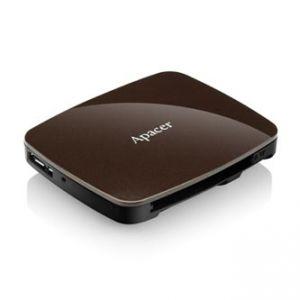 Apacer čtečka paměťových karet USB (3.0), AM530, microSD, SD,Compact Flash,Memory Stick PR