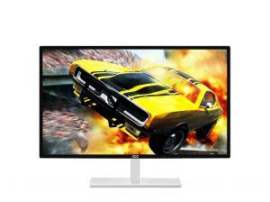 "AOC LCD Q3279VWF 32"" WLED/2560x1440/20m:1/5ms/VGA/DVI/HDMI/DP"