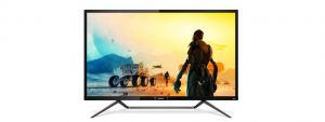 "43"" LED Philips 436M6VBPAB - 4K UHD,HDMI,DP, USB-C"