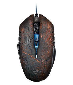 HAMA uRage gamingová myš Morph - Apocalypse/ drátová/ optická/ podsvícená/ 2400dpi/ 6 tlač