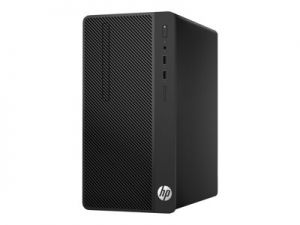 HP 290 G1 - SFF - 1 x Pentium Gold G5400 / 3.7 GHz - RAM 4 GB - HDD 500 GB - DVD-zapisovač