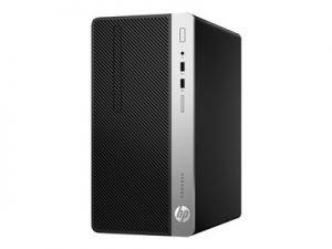 HP ProDesk 400 G5 - Mikro věž - 1 x Core i5 8500 / 3 GHz - RAM 8 GB - SSD 256 GB - NVMe -