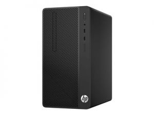HP 285 G3 MT / AMD Pro A8-9600 / 4GB / 500 GB HDD/ Intel HD / DVDRW / Win 10 Pro