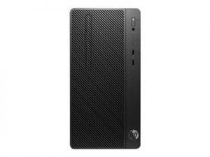 HP Desktop Pro A - Mikro věž - 1 x Ryzen 3 Pro 2200G / 3.5 GHz - RAM 4 GB - HDD 500 GB - D