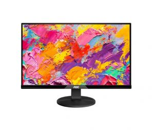 """AOC LCD P270SH 27"""" IPS/1920x1080/1000:1/5ms/250 cd/VGA/HDMI/Black"""
