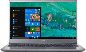 "Acer Swift 3 (SF315-52-34LR) i3-8130U/4GB+N/16GB+1TB/HD Graphics/15.6"" FHD IPS LED matný/B"
