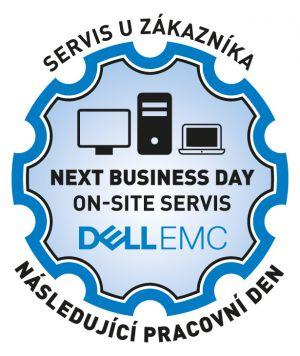 DELL prodloužení záruky o 1 rok on-site NBD/ následující pracovní den u zákazníka/ pro not