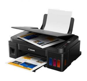 CANON PIXMA G2411 / A4 / print+scan+copy/ 4800x1200/ 8ppm / USB/ černá