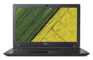 "ACER Aspire 3 (A315-53G-38HQ) i3-8130U/4GB+N/16GB+1TB/GeForce MX130 2GB/15.6"" FHD LED matn"