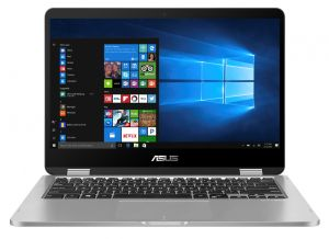 "ASUS VivoBook TP401NA - 14T""/N4200/64G/4G/W10"