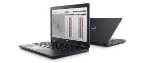 """DELL Precision 3530/Xeon E-2176M/16GB/512GB SSD/15.6"""" FHD/4GB Quadro P600/Win 10 Pro 64bit"""