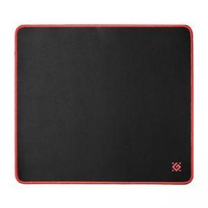 Podložka pod myš, Black XXL, herní, černá, 40x35,5 cm, DEFENDER