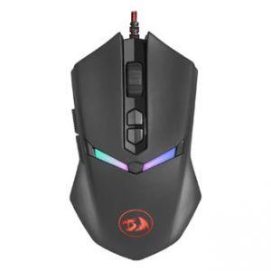 REDRAGON Myš NEMEANLION2, optická, 7tl., 1 kolečko, drátová (USB), černá, 7200DPI, herní,