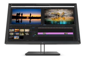 "HP Z27x 27"" IPS 2560x1440/1500:1/10ms/250/HDMI/DP"