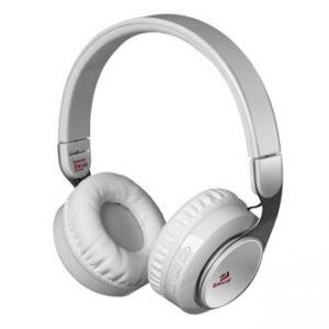 REDRAGON SKY W, herní sluchátka s mikrofonem, ovládání hlasitosti, bílá, 3.5 mm jack + mi