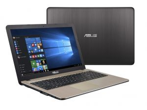 "ASUS X540UB-GO098T Pentium 4405U/4GB/1TB/DVDRW/GeForce MX110 2GB/15,6"" HD lesklý/W10 Home/"
