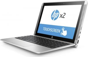 "HP x2 210 G2 X5-Z8350 10.1""  WXGA UWVA (1280x800), 4GB, 128GB, ac, BT, kbd, Win 10 Pro 64"