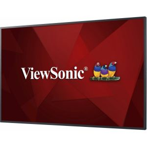 "VIEWSONIC CDE5510 55"" 4K/TFT LED backlight panel/350 nits/8ms/4000:1/2xHDMI/D-SUB/RS232/LA"