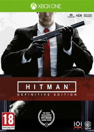 XOne - Hitman Definitive Edition