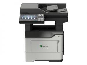 LEXMARK MX622ade Multifunkční ČB tiskárna A4, 47ppm, 2048MB, barevný LCD displej, duplex