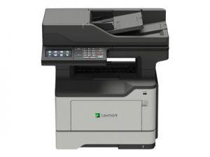 LEXMARK MX521de Multifunkční ČB tiskárna A4, 44ppm, 1024MB, barevný LCD displej, duplex,