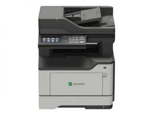 LEXMARK MX421ade Multifunkční ČB tiskárna A4, 40ppm, 1024MB, barevný LCD displej, duplex