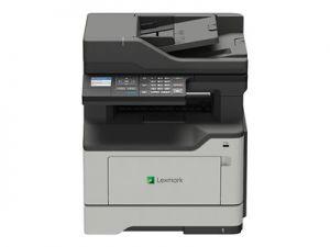 LEXMARK MX321ad Multifunkční ČB tiskárna A4, 36ppm, 1024MB, barevný LCD displej, duplex,