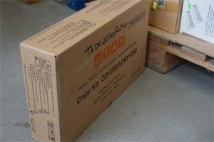 Utax Toner CD1230 (613010010) ukončená výroba poškozený obal