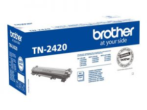 BROTHER TN-2420 toner black 3000 pages
