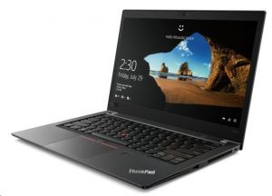 LENOVO ThinkPad T480s 20L7 - Core i7 8550U / 1.8 GHz - Win 10 Pro 64-bit - 8 GB RAM - 256