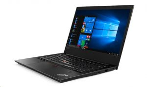 LENOVO ThinkPad E480 20KN - Core i7 8550U / 1.8 GHz - Win 10 Pro 64-bit - 8 GB RAM - 256 G