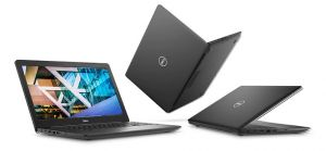 "DELL Latitude 3590/i3-7130U/4GB/500GB HDD/INTEL HD/15"" HD/Win 10 Pro/Black"