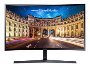 """SAMSUNG CF396 Series C24F396FHU - LCD monitor - zakřivená - 24"""" - 1920 x 1080 Full HD (108"""