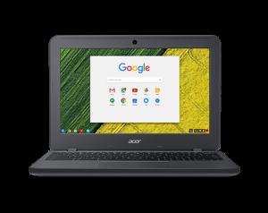 ACER Chromebook 11,6/N3160/4G/32GB/Chrome šedý