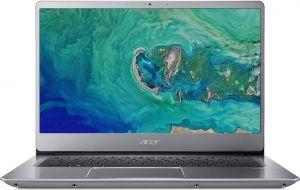 """ACER Swift 3 - 14""""/i7-8550U/2*4G/512SSD/MX150/W10 stříbrný"""