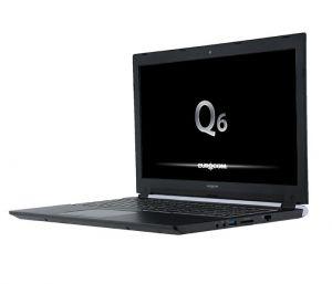 EUROCOM Q6 (MAX-Q)/ i7-8750H/ 32GB DDR4/ 250GB SSD + 1TB (5400)/ GeForce GTX 1070 8GB/ 15,