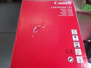 Canon Toner Cartridge CRG-723 cyan (2643B011BA) project poškozený obal