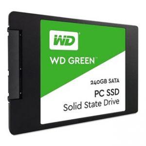 """SSD Western Digital 2.5"""", SATA III, 240GB, WD Green, WDS240G2G0A 430 MB/s,545 MB/s"""