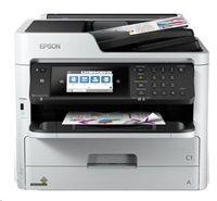 EPSON-tiskárna-poškozený obal- ink WorkForce Pro WF-C5710DWF, 4in1,  A4, 4ink, CIS, USB, L