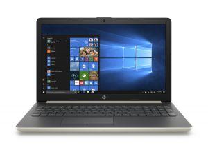 """NTB HP Laptop 15-da0029nc;15.6"""" SVA AG FHD;Silver N5000 4GB DDR4;256GB SSD;DVD;UMA;USB3.1;"""