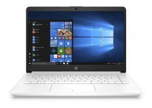 "HP 14-cf0016nc /Pentium Silver N5000/4GB/1TB/Intel UHD 605/14"" HD/Win 10/bílá"