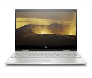HP Envy 15-cn0001nc x360 FHD i5-8250U/8GB/1TB+256SSD/NV/2rServis/W10-silver