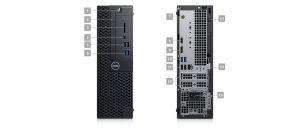 DELL OptiPlex SFF 3060/Core i5-8500/8GB/256GB SSD/Intel UHD/DVD-RW/Win 10 Pro 64bit/3Yr NB