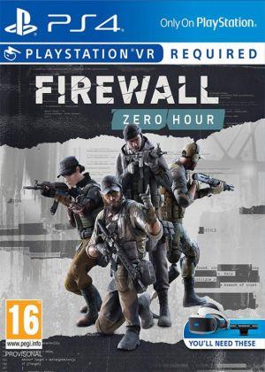 PS4 VR - Firewall - 29.8.