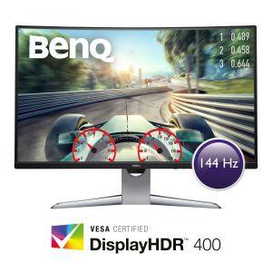 """32"""" LED BENQ EX3203R-QHD,VA,HDMI,DP,USB-C"""