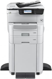 Epson WorkForce Pro WF-C8690DTWFC - Multifunkční tiskárna - barva - tryskový - A3 (média)
