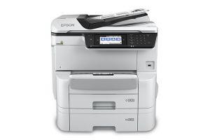 Epson WorkForce Pro WF-C8690DTWF - Multifunkční tiskárna - barva - tryskový - A3 (média) -