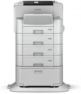 Epson WorkForce Pro WF-C8190D3TWC - Tiskárna - barva - Duplex - tryskový - A3 - 4800 x 120