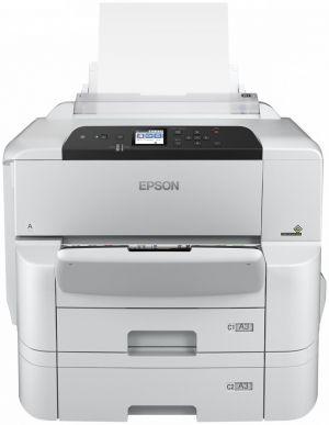 Epson WorkForce Pro WF-C8190DTW - Tiskárna - barva - Duplex - tryskový - A3 - 4800 x 1200